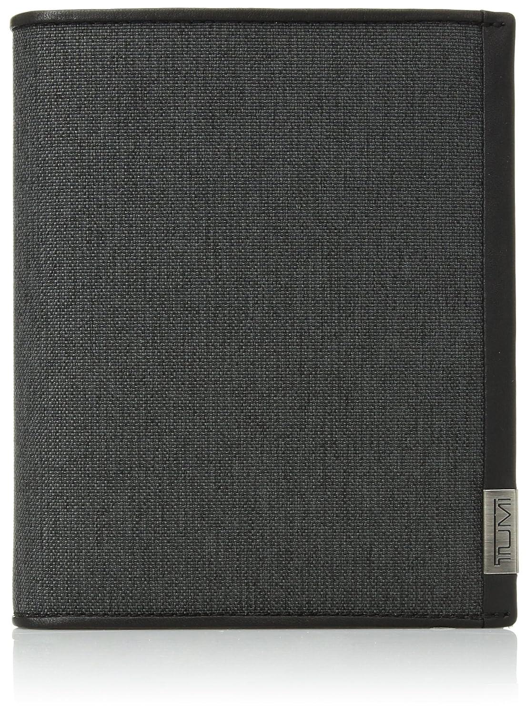 Tumi mens standard Alpha Passport Case anthracite/black one size 96529