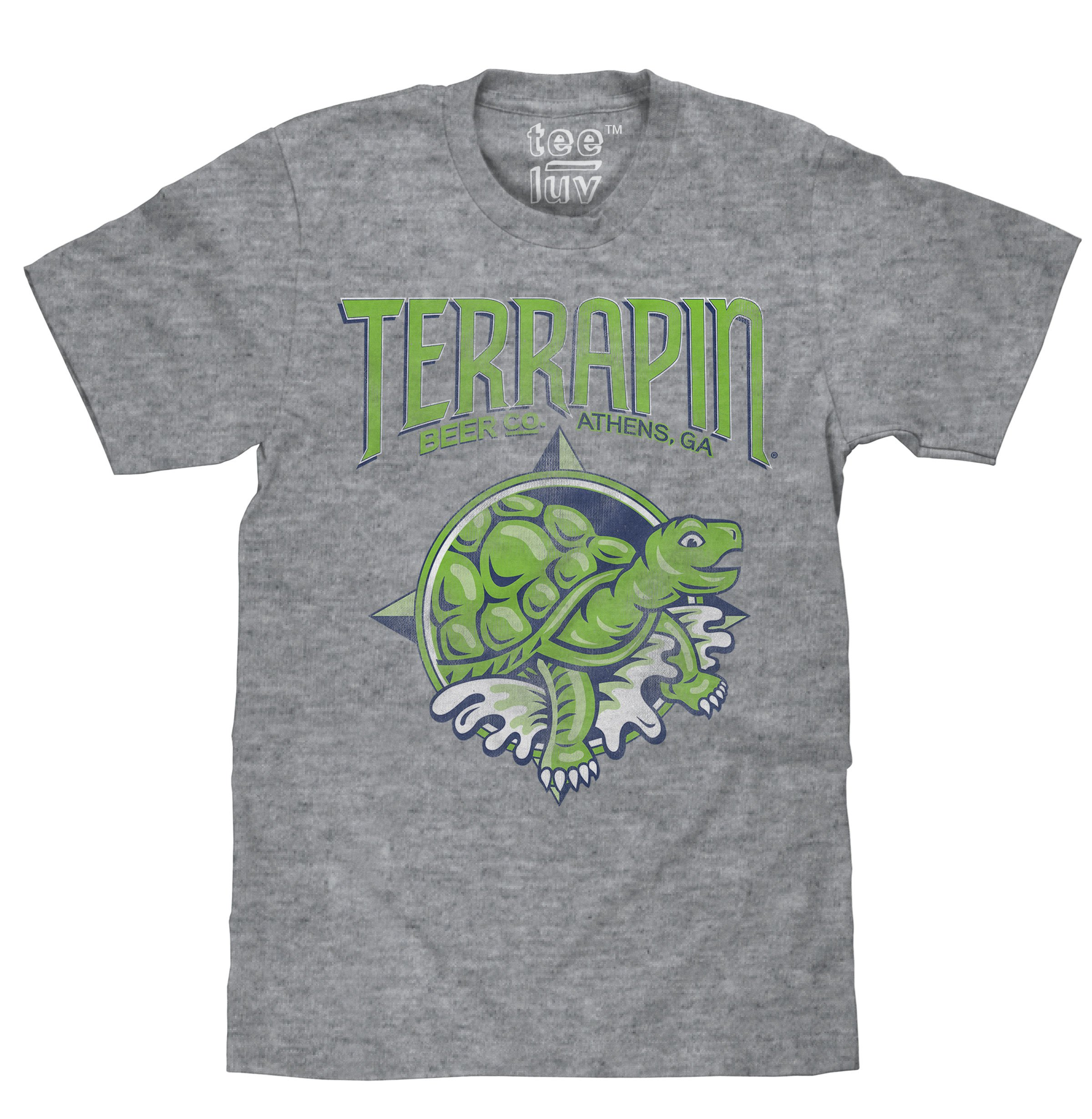 Terrapin Beer Co Soft Touch Ts Shirts
