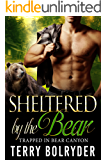 Sheltered by the Bear (Trapped in Bear Canyon Book 1)