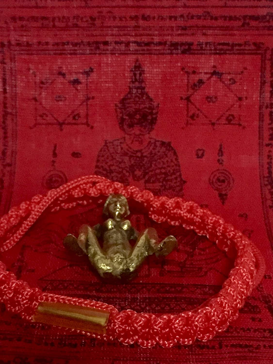 Miracle Gift Thai Magic for Love /& Lucky Pendants Amazing Thailand Thai Buddha Statue Amulet Powerful Luck in Lover E-pher Amulets Love Atracction Pendants