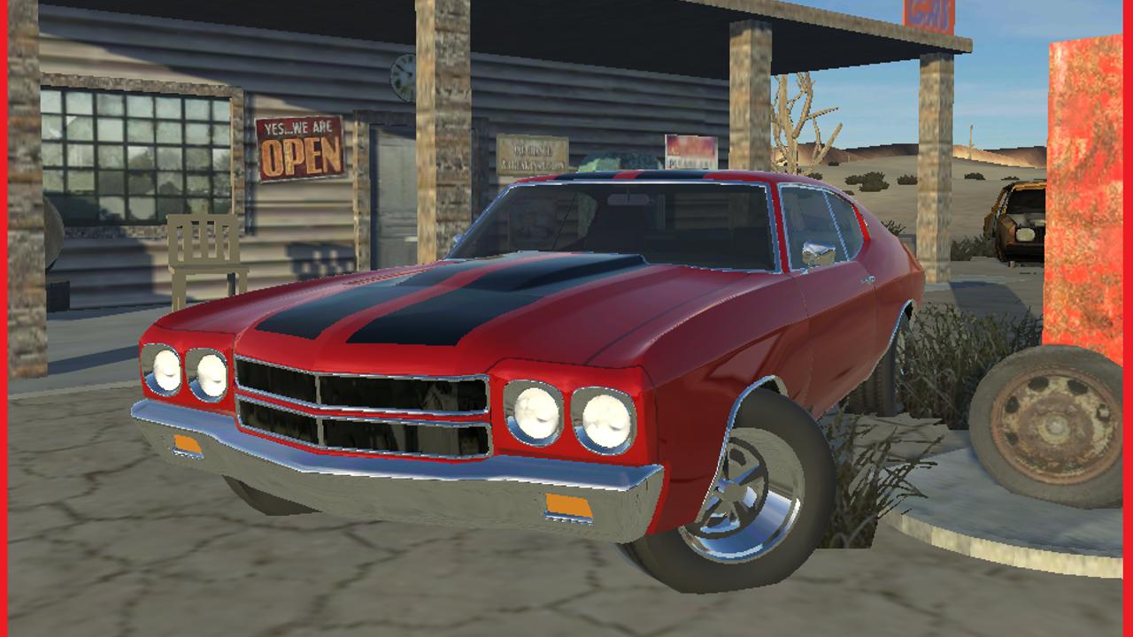 Classic Muscle Cars >> Real Car Driving 2019 Simulator