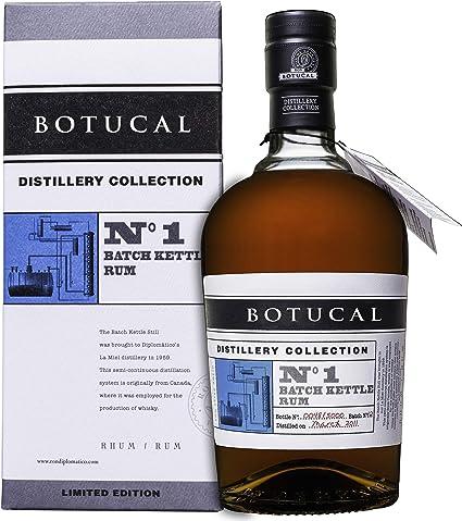 Botucal Destilería Collection No1 Batch Kettle Ron - 700 ml ...