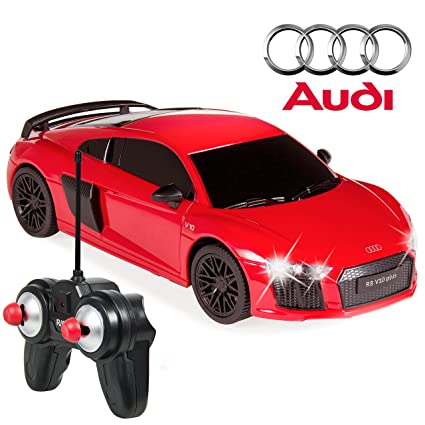 Amazoncom Best Choice Products Scale Officially Licensed RC - Audi remote control car