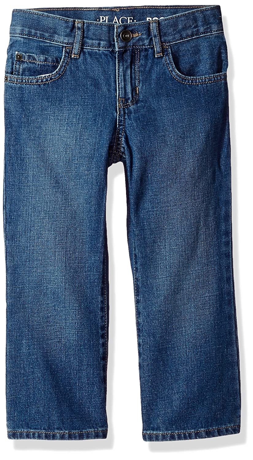 The Childrens Place Boys Bootcut Jeans