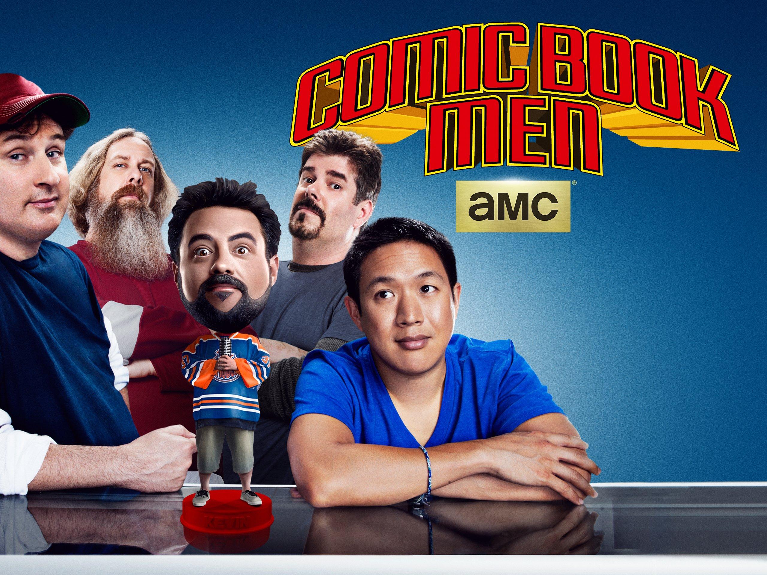 Amazon.com: Watch Comic Book Men Season 1 | Prime Video
