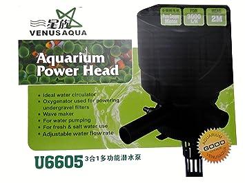 happie shop venus aqua u6605 aquarium power head for all aquariums