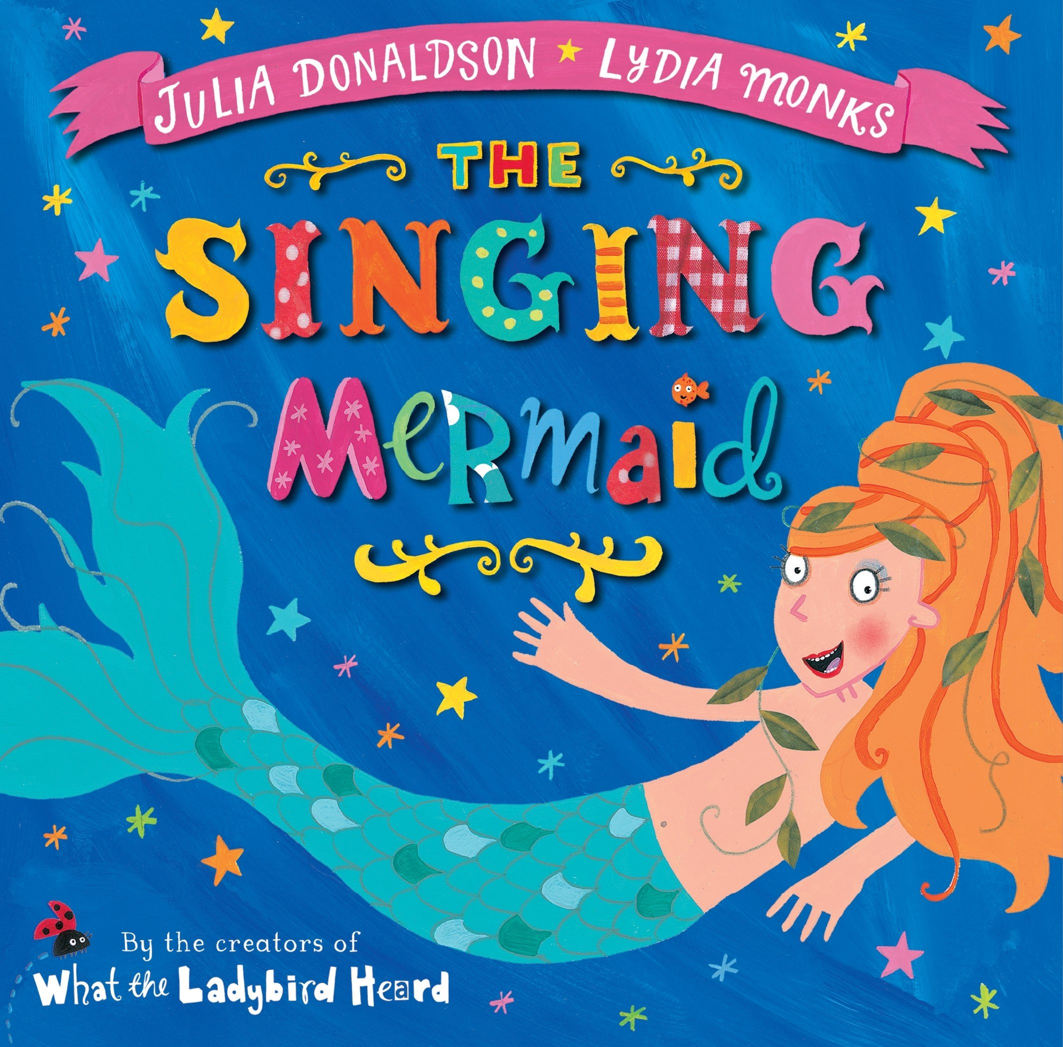 Image result for the singing mermaid julia donaldson