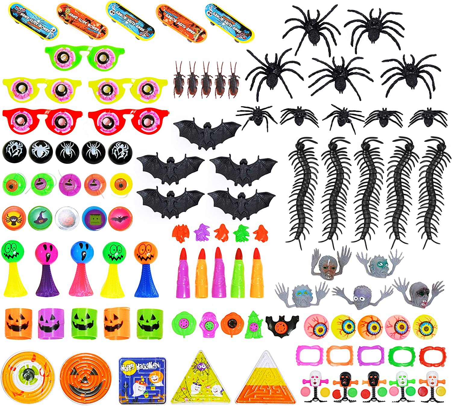 Halloween Owls Muslin 4X6 Set of 10 Party Favor Gift Bags Witches Hats Trick or Treat Class Party Goody Bags Candy Buffet Custom # Available