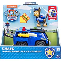 PAW PATROL-Chase's with Flip-Open Megaphone, for Ages 3