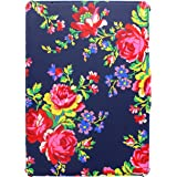 Accessorize Fashion Universal Folio Case Cover with Built-In Stand for iPad Air/Air 2 - Russian Rose