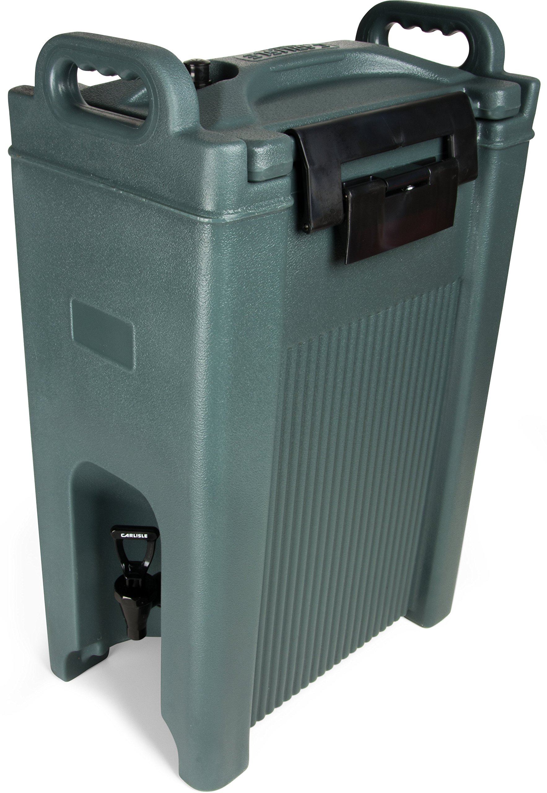Carlisle XT500059 Cateraide Insulated Beverage Server Dispenser, 5 Gallon, Slate Blue
