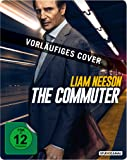 The Commuter - Steelbook [Blu-ray]