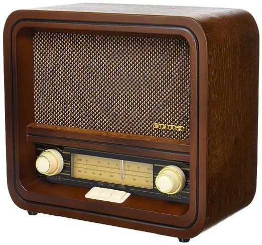 47 opinioni per auna Belle Epoque 1901 radio vintage (ingresso USB per la rirpoduzione di file
