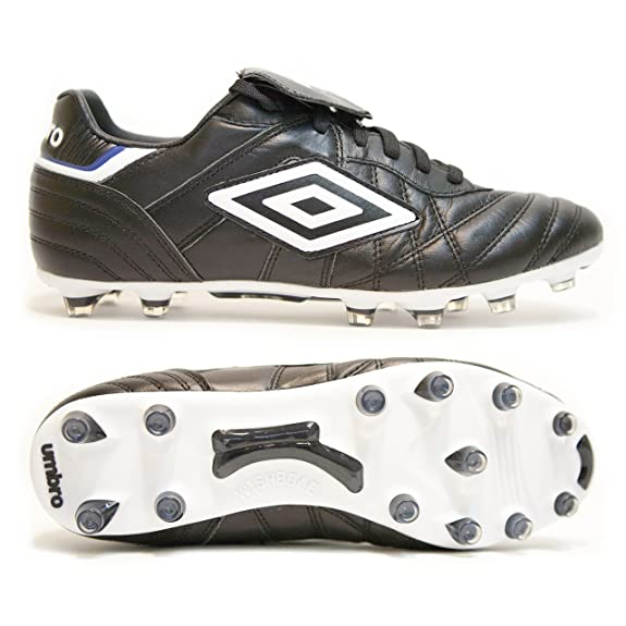 01ad96856 Amazon.com | Umbro Speciali Eternal Pro HG Mens Leather Soccer Boots/Cleats  Black | Soccer