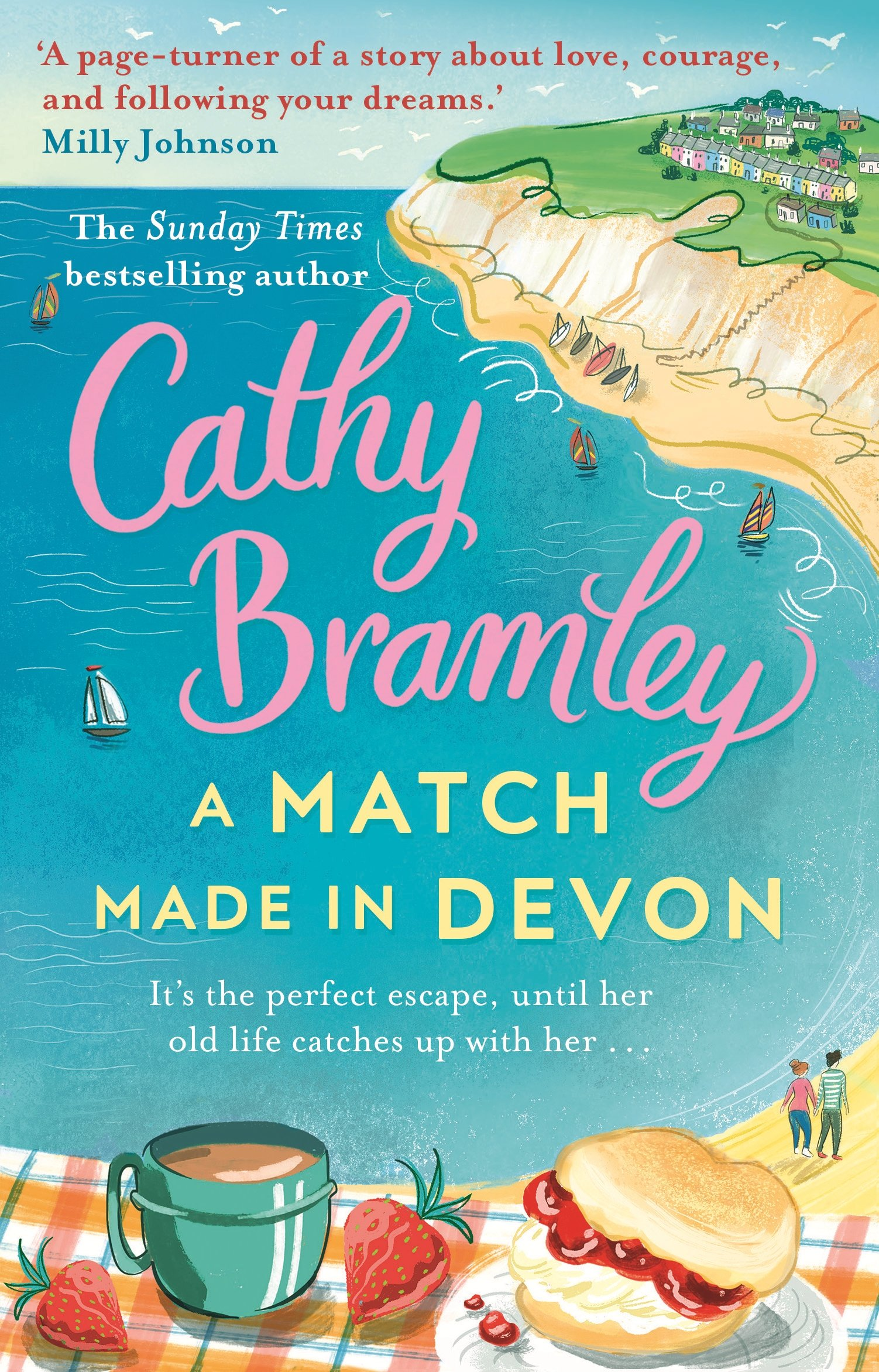Image result for a match made in devon cathy bramley