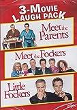Meet the Parents/Meet the Fockers/Little Fockers - 3-Movie Laugh Pack