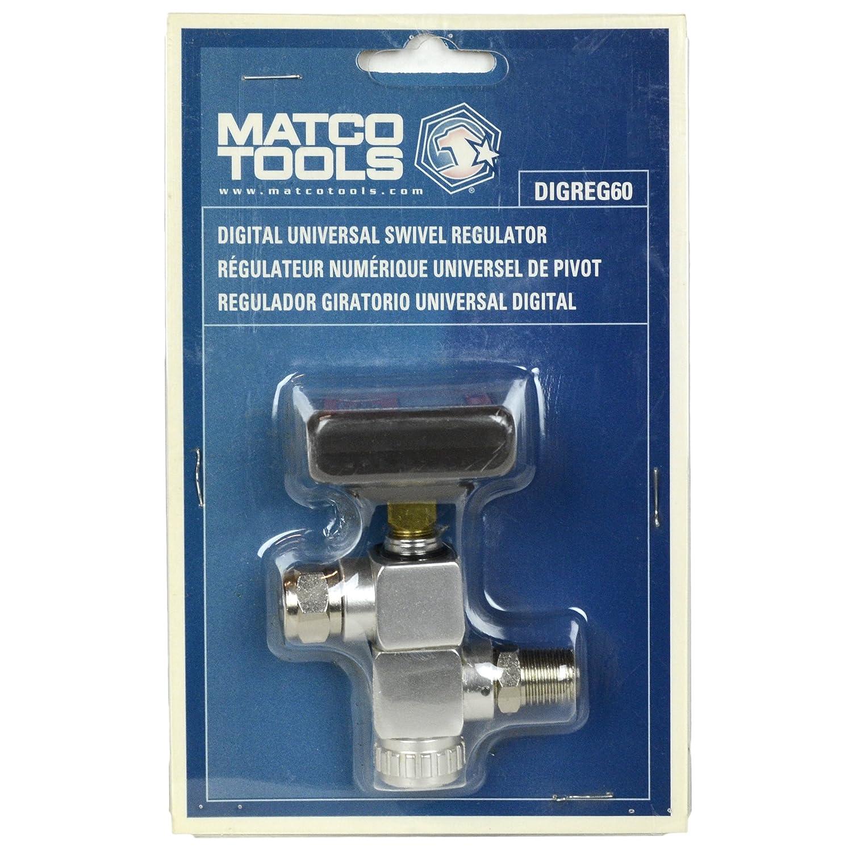 Amazon.com : Matco Tools DIGREG60 Digital Universal Swivel Regulator : Sports & Outdoors