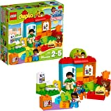 LEGO Duplo Town 6174414 Duplo Preschool 10833, Multi