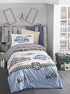 Amazoncom Circo Vintage Car Bed Set Full Piece Set Home - Circo comic bedding set