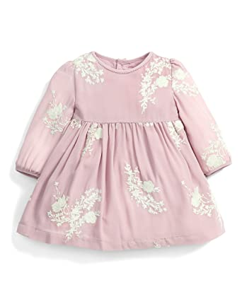 Realistic 0-3 Months Girls Dress From Mamas And Papas Girls' Clothing (0-24 Months) Baby