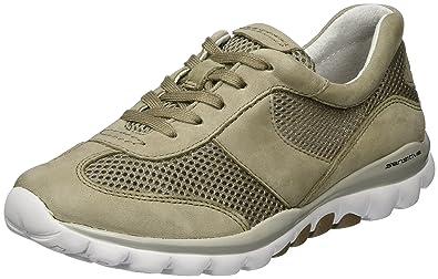 Gabor Shoes Rollingsoft, Derbys Femme, Marron (Visone), 39 EU