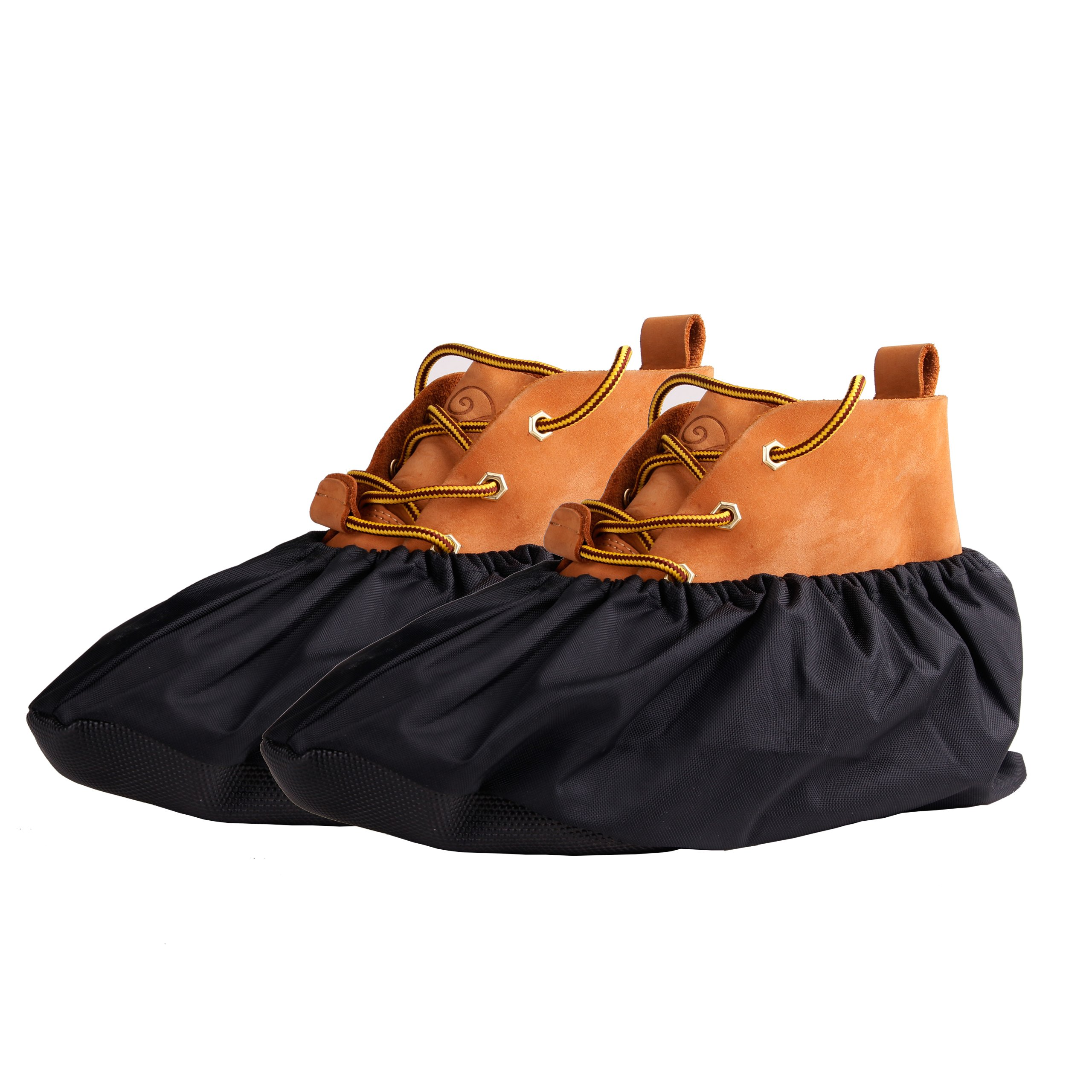 MagicDesign Reusable Shoes and Boot Covers for Contractors,Premium and Durable Heavy Duty Water Resistant Material, Large by MagicalDesign (Image #1)