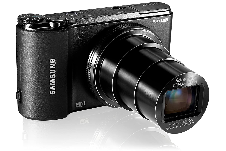 Amazon.com : Samsung WB850F 16 MP Smart Long Zoom Digital Camera ...