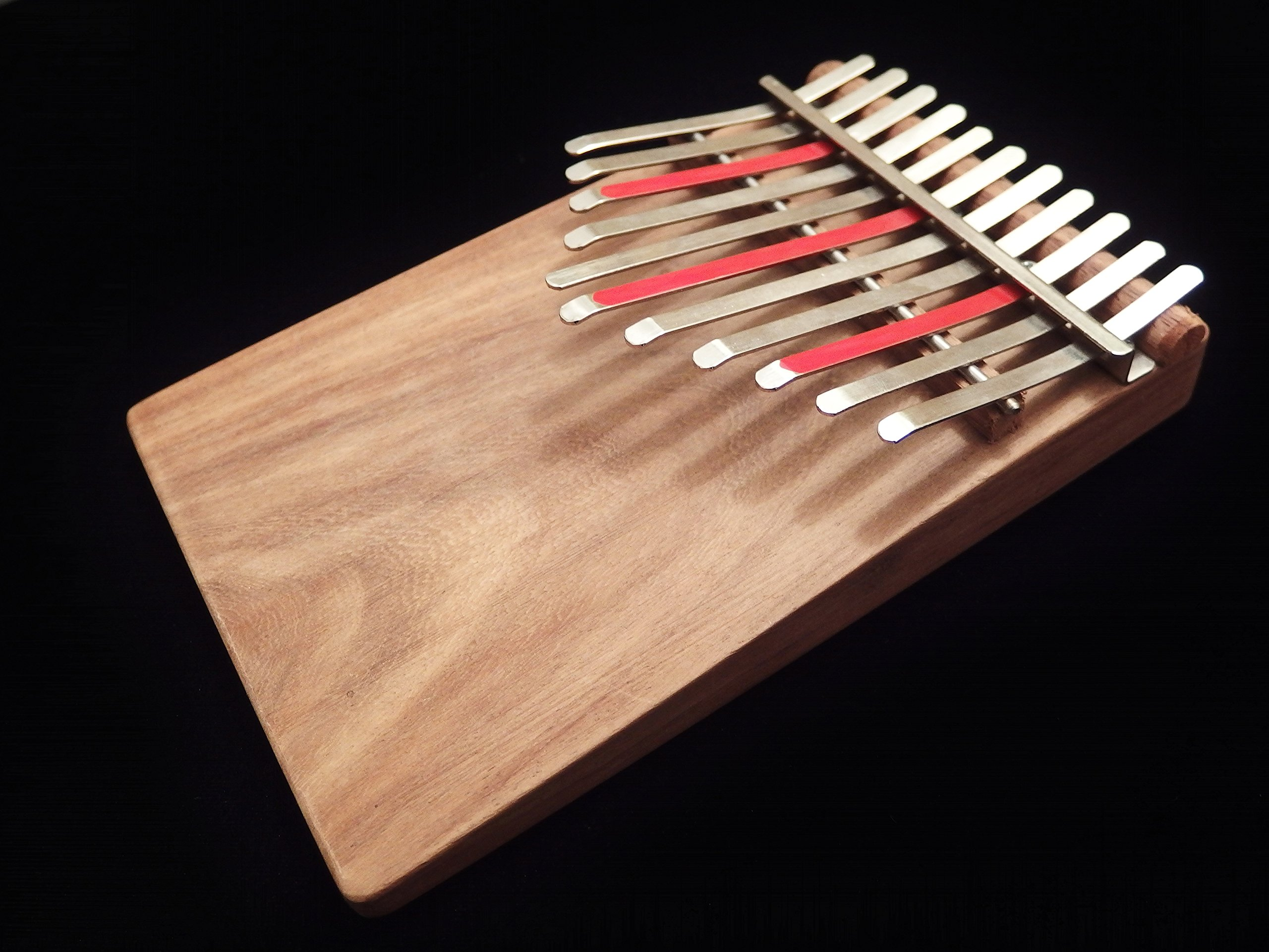 Kalimba Hugh Tracey Celeste 11 Pentatonic Sansula Thumb Piano Great sound