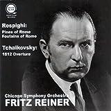 レスピーギ : 交響詩 「ローマの松」 「ローマの噴水」 | チャイコフスキー : 序曲 「1812年」 Op.49 (Respighi : Pines of Rome, Foutains of Rome | Tchaikovsky : 1812 Overture / Fritz Reiner | Chicago Symphony Orchestra)