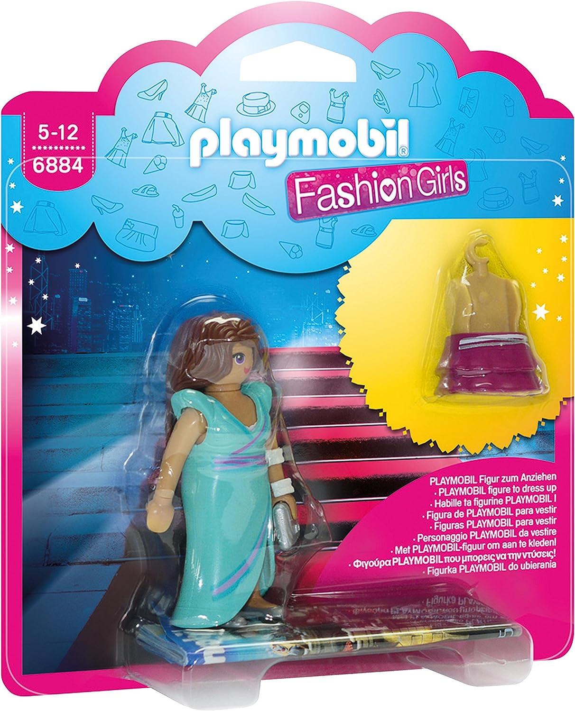 Playmobil Tienda de Moda- Formal Fashion Girl Figura con Accesorios, Multicolor (6884)