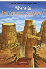 Where Is the Grand Canyon? (Where Is?) Kindle Edition