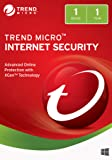 Trend Micro Internet Security 2018 (1 Device) [Download]