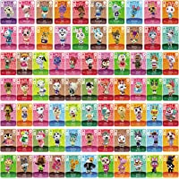 75 Pcs NFC Tag Game Cards for New Horizons for Nintendo Swith/Swtich Lite(75 PCS)