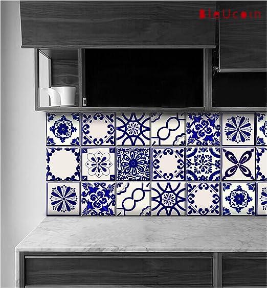 Amazon Com Clasico Mexicano Pegatinas Decorativas Para Azulejos