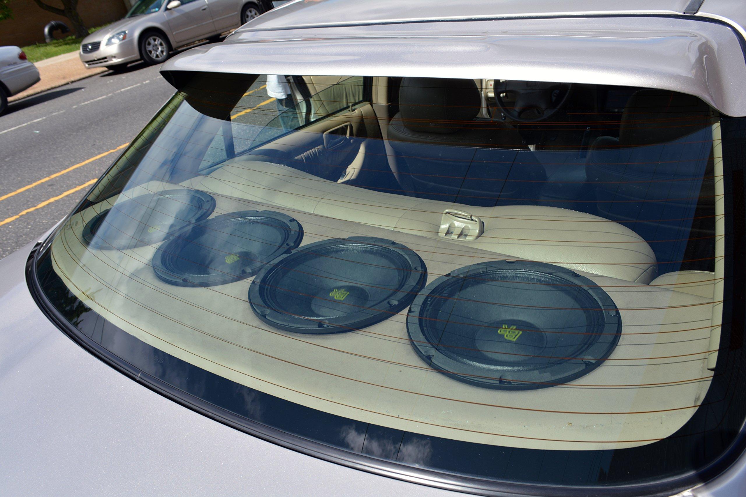 Bass Rockers 6.5'' 300W Closed Basket Mid-Range Speaker (BRM6C) by Bassrockers.net (Image #8)