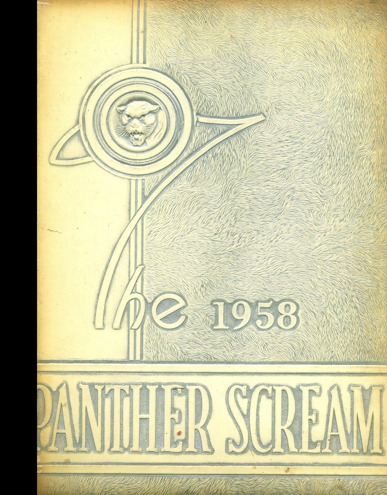 Reprint) 1958 Yearbook: Midlothian High School, Midlothian