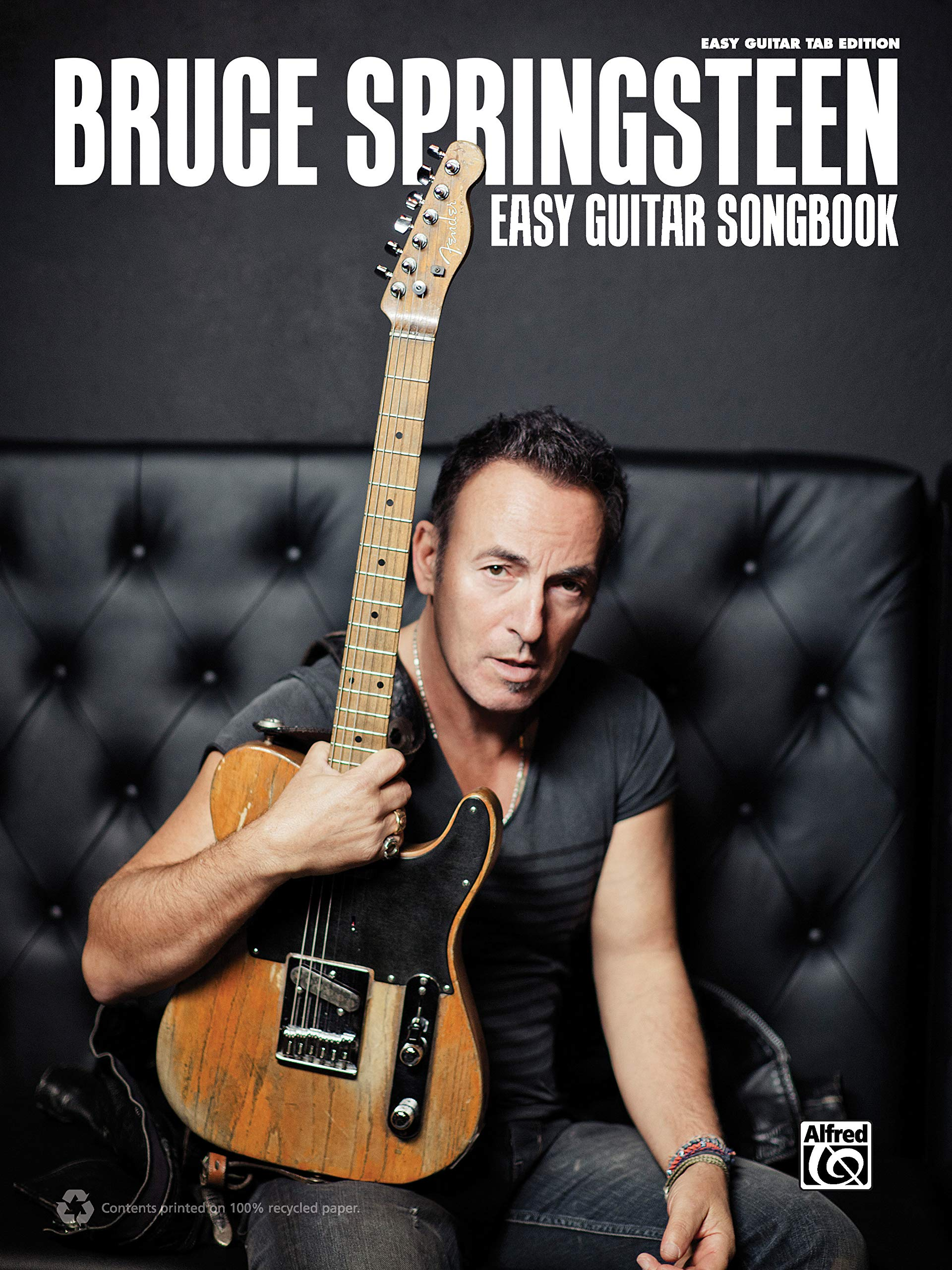BRUCE SPRINGSTEEN EASY GUITAR (Tab): Amazon.es: Springsteen, Bruce ...