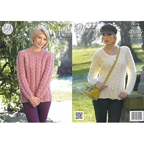 Cable Jumper Knitting Pattern Amazon