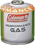 Coleman C300 Performance - Cartucho de gas, Gris, 240 g