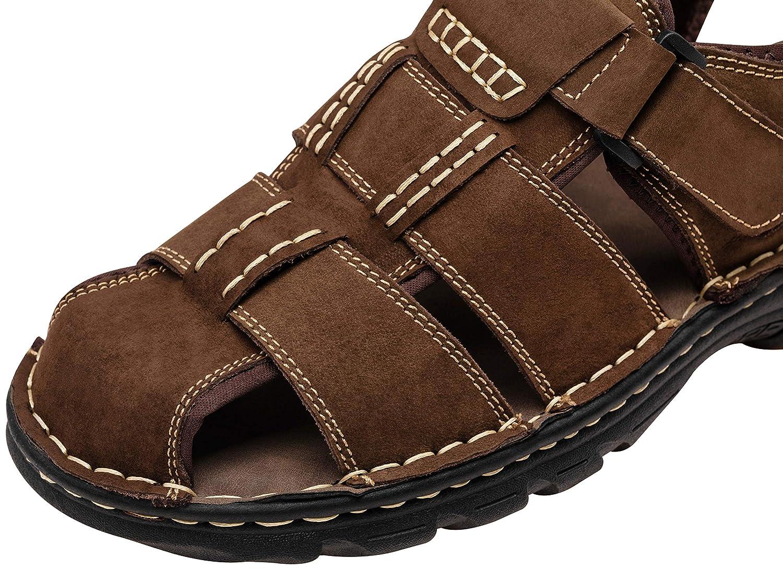 JOUSEN Mens Sandals Outdoor Sport