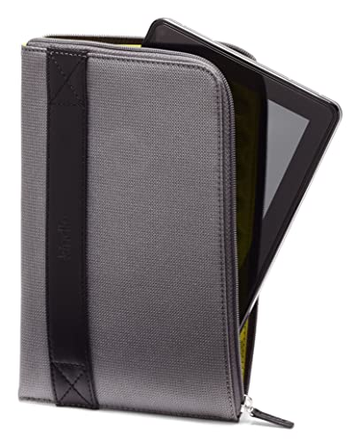 Amazon Zip Sleeve for Kindle Paperwhite, Kindle 7th and 8th Generations and 7-Inch Fire Tablets, Graphite