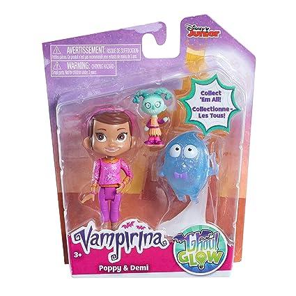 Amazon Com Vampirina Poppy Demi Best Ghoul Multicolor Toys Games