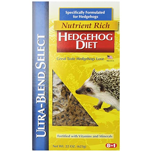8in1 Ultra-Blend Select Hedgehog Diet, 22-Ounce