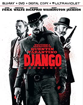 Django Unchained [2 Discs] [UltraViolet] [Blu-ray/DVD]