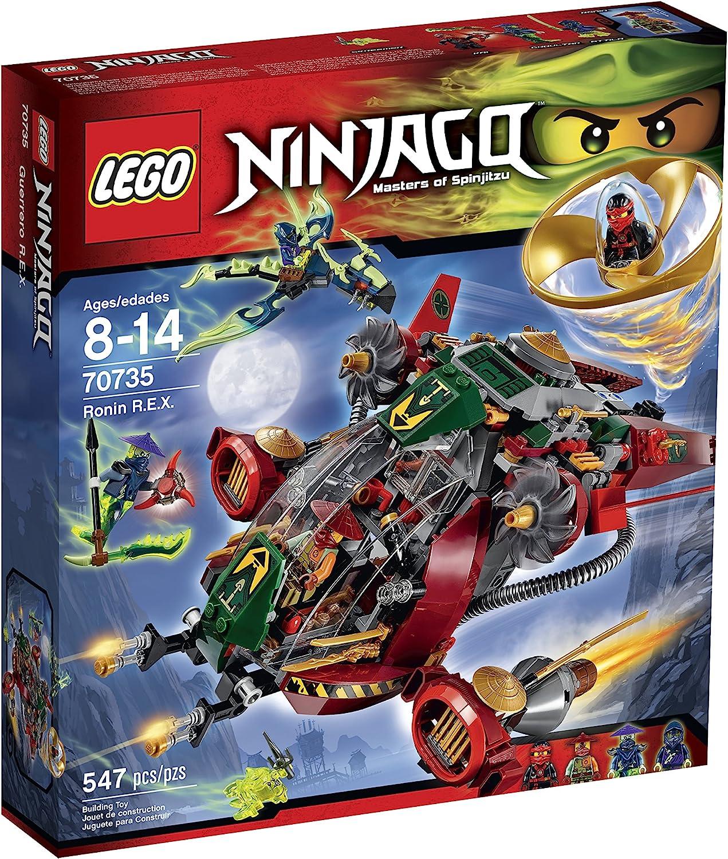 LEGO Ronin R.E.X