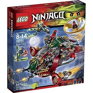 top best Ronin R.E.X. Ninja