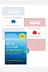 "Blue Ocean Strategy with Harvard Business Review Classic Articles ""Blue Ocean Leadership"" and ""Red Ocean Traps"" (3 Books) (English Edition) eBook Kindle"