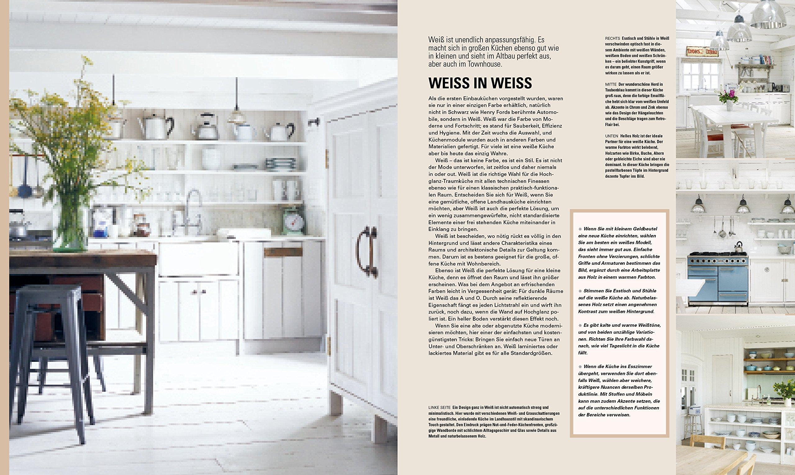 Das Große Wohnbuch: 1.000 Ideen Für Ein Schöneres Zuhause: Amazon.de:  Caroline Clifton Mogg, Joanna Simmons, Rebecca Tanqueray, Rebecca Winward:  Bücher