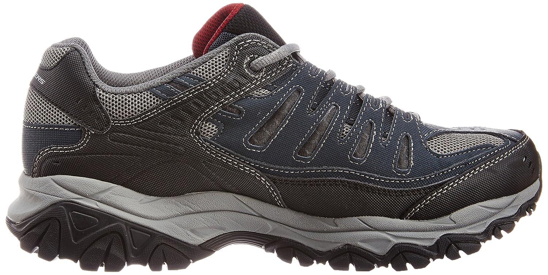 Skechers-Afterburn-Memory-Foam-M-fit-Men-039-s-Sport-After-Burn-Baskets-Chaussures miniature 62