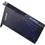 AVerMedia LIVE GAMER HD2 - [ Anfangen auf YouTube & Twitch ] treiberlose professionelle PCIe Capture Karte für PC Streaming, aufnehmen und teilen in 1080p60, unkomprimiert, verzögerungsfreies Gameplay für PS4, Xbox, Nintendo Switch usw. ( GC570 )